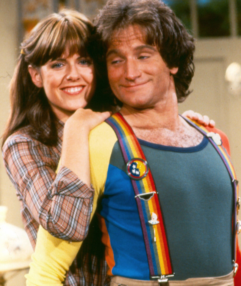 Robin Williams' 'Mork & Mindy' Co-Star Says He 'Flashed, Humped' Her