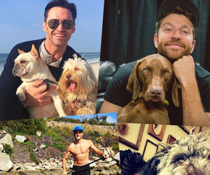 16 Hot Guys and Their Cute Dogs