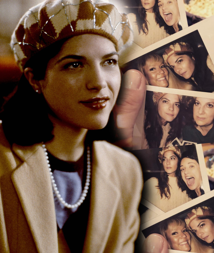 Selma Blair Just Relived her 'Legally Blonde' Days with Mini Reunion