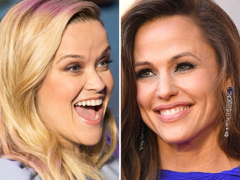 Jennifer Garner Goes Full Band Geek to Wish Reese Witherspoon Happy B-Day