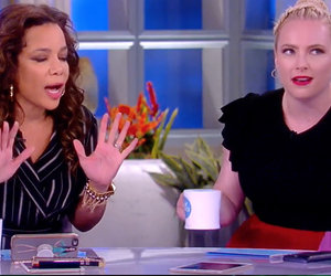 Hostin Forced Clarify She Wasn't 'Advocating Violence' to POTUS on 'The View'