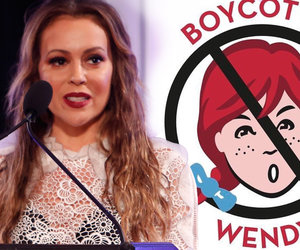 Alyssa Milano Slams Wendy's for Accusing Farmworkers of 'Exploiting' #MeToo