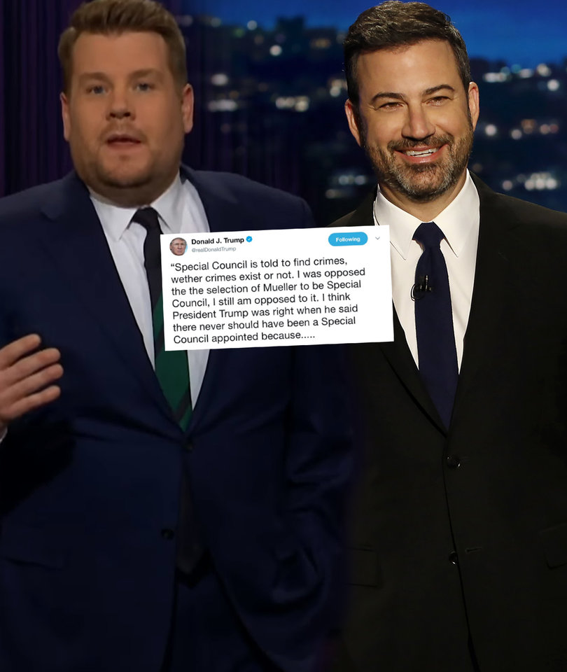 12 Funniest Late-Night Jabs at Trump's Very Special 'Council' Twitter Typo
