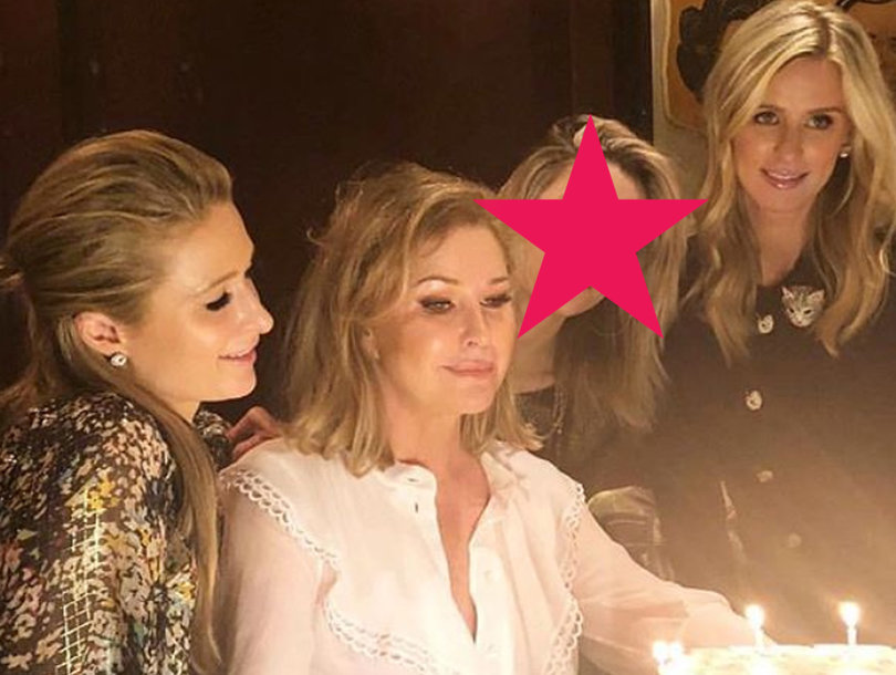 Paris and Nicky Hilton Celebrate Mom's Birthday and This Famous Teen Joined