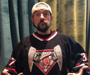 Kevin Smith Reveals He's Lost 20 Pounds Since His Heart Attack