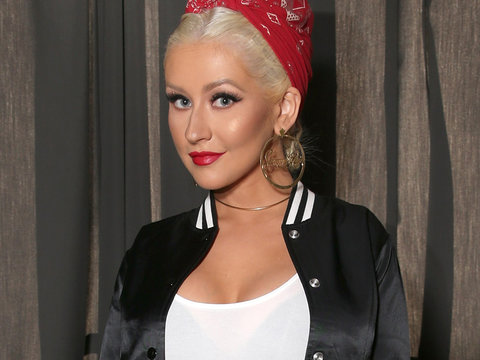 Christina Aguilera Wrote This Song About an Ex That Turned Out to Be Gay