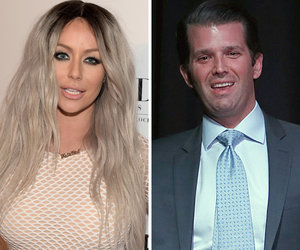 Aubrey O'Day Admitted to Crushing on Donald Trump Jr. on 'Celebrity Apprentice'