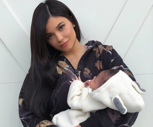 Kylie Jenner Shares New Selfies with 'Baby Girl' Stormi