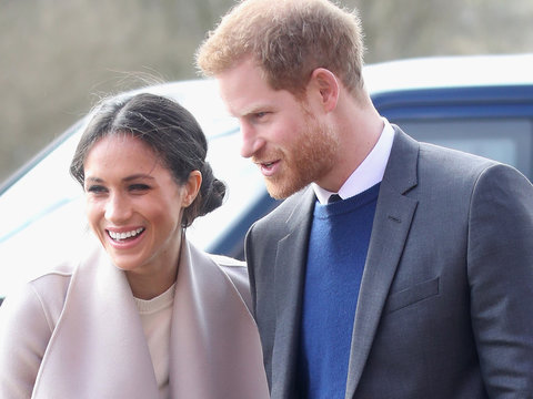 Prince Harry and Meghan Markle Visit Northern Ireland as the Wedding Nears
