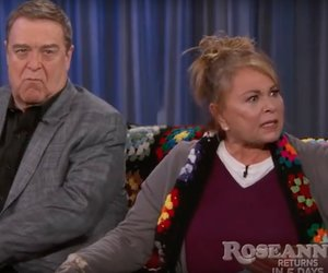 'Zip That F-cking Lip!' Roseanne Barks Back at Jimmy Kimmel's Trump Criticism