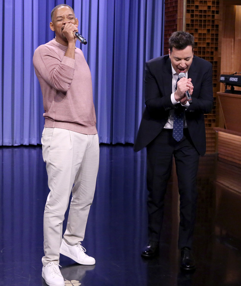 Will Smith and Jimmy Fallon Perform Best TV Theme Songs of All Time