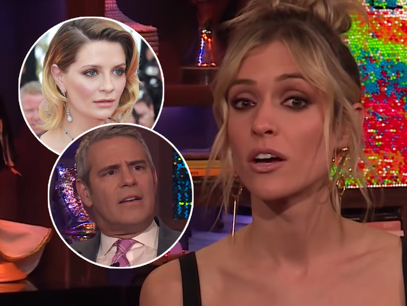 0e8bacdf7763 Kristin Cavallari Tells Andy Cohen What She Really Thinks About Mischa  Barton Joining 'The Hills'