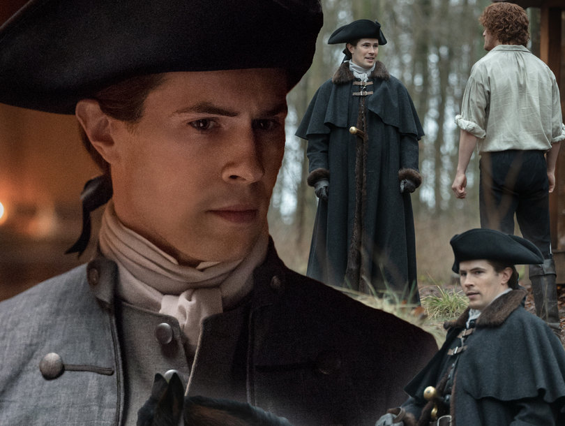 Lord John Grey - David Berry