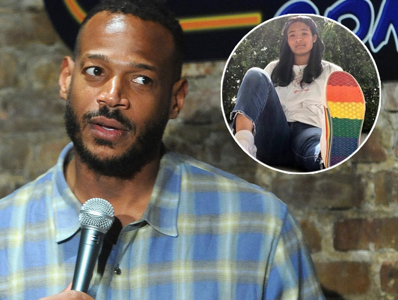 Marlon Wayans Defends Daughter Against Anti-LGBTQ Trolls: 'I Need the World to See the Ignorance'