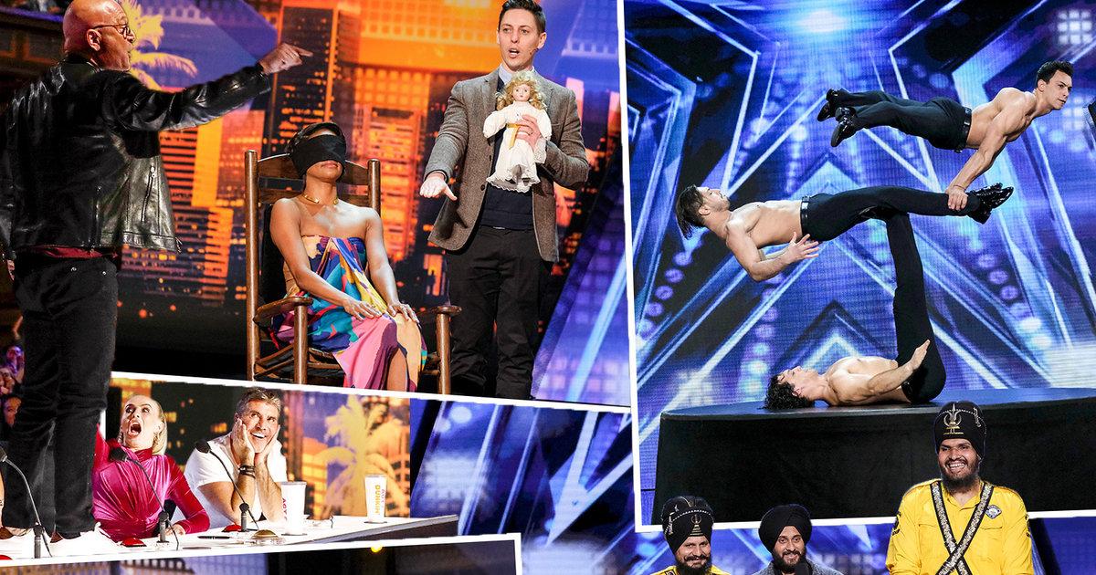 America's Got Talent' Fifth Judge: Golden Buzzer Act Has