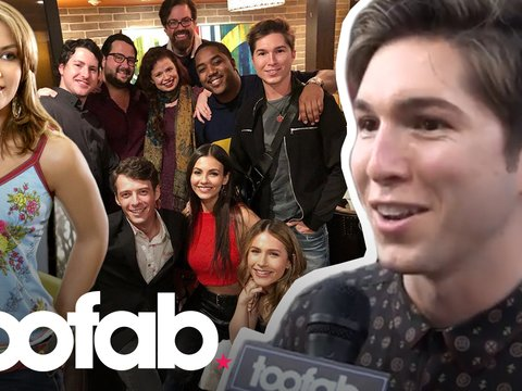 Paul Butcher Talks Zoey 101 Cast Reunion Weighs In On