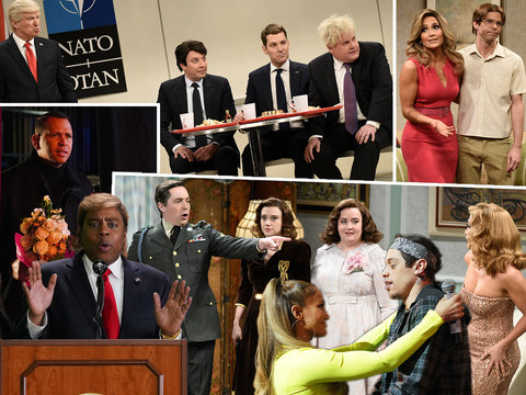 Jennifer Lopez SNL Sketches Ranked: A-Rod, Paul Rudd, Jimmy Fallon and James Corden Join the Fun, Wustoo