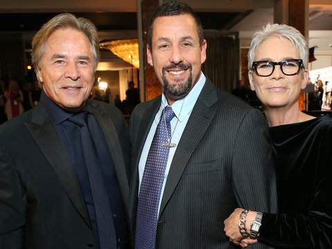 A-Listers Galore Step Out to the AARP's 19th Annual Movies For Grownups Awards, Wustoo