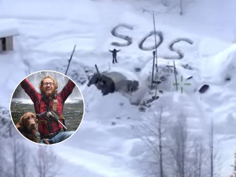 How Man Survived 3 Weeks in Alaska Wilderness, Wustoo