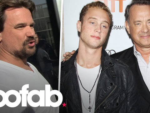 Sean Stewart Claims He and Dad Rod Could Take Tom Hanks and Son Chet in a Fight