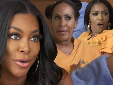 RHOA Recap: Tanya Reveals Secret About Kenya, Dennis Faces Porsha's Family