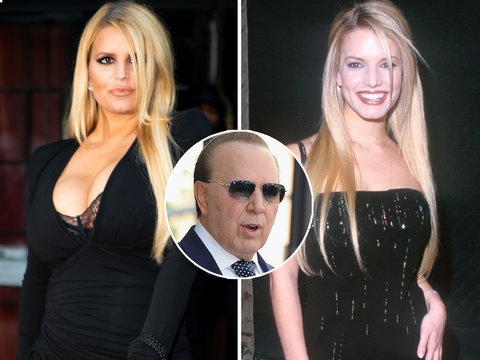 Jessica Simpson Took Diet Pills for 20 Years After Tommy Mottola Told Her to Lose Weight