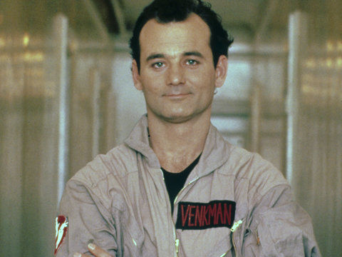 Bill Murray Confirmed to Reprise Ghostbusters Role in Afterlife