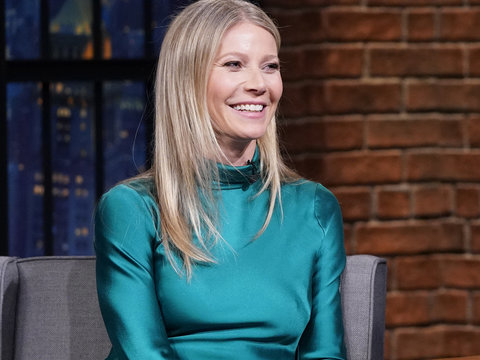 Gwyneth Paltrow Jokes She's High on 'Mushrooms' After On-Air Blunder